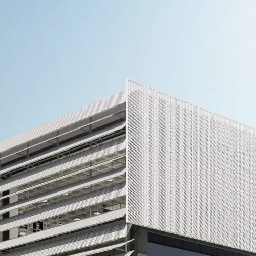 Ágora Tech Park | Edifício MOB