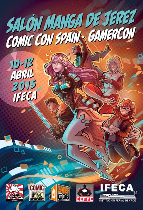 Comic Con Spain 2015