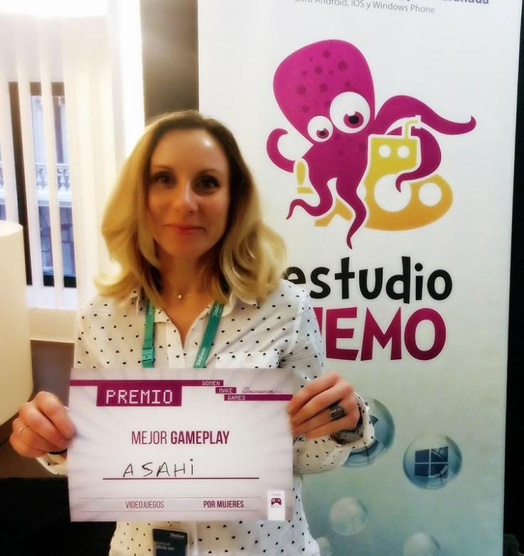 premio mejor videojuego español