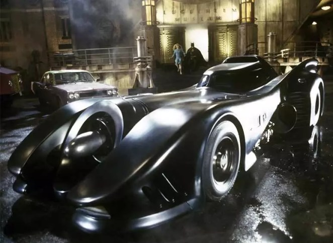 Carro do Batman 1989