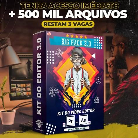 PACK EDITOR DE VÍDEO