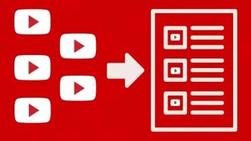 baixar playlist do youtube