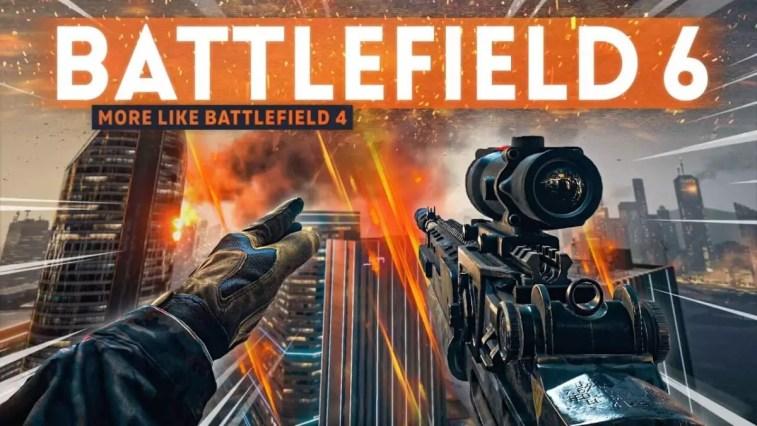 battlefield 6 imagem