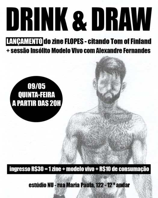 1 Drink&Draw Fabio Lopes OFLOPES