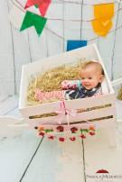acompanhamento mensal bebês festa junina