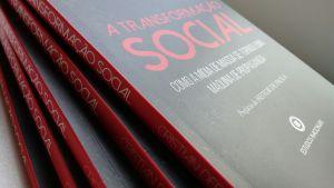 livro transformação social cristian derosa