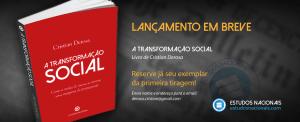 livro transformaçaõ social cristian derosa