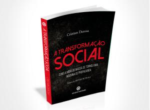 capa do livro em 3d
