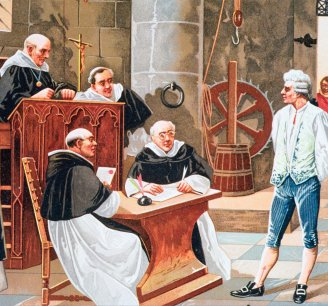 história da santa inquisição da igreja católica