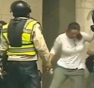 noticias venezuela guarda nacional rouba manifestantes durante protestos situação da venezuela