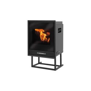 Termochimenea Pellet Modelo IDROPELLBOX