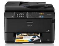 Epson WorkForce Pro WF-4734 Drivers Download