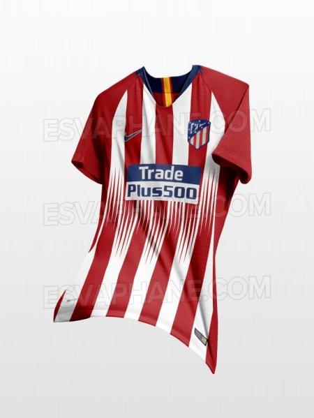 Atleti camiseta 2018