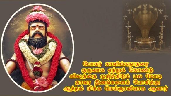 Bhoganathar - kalinanathar