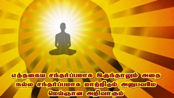 Divine enlightenment