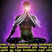 நுகரும் ஆற்றல் பெற்றால் தான் மெய் ஞானத்தை  வளர்க்க முடியும் என்பது பற்றி ஈஸ்வரபட்டர் சொன்னது