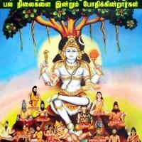 சித்தர்களின் செயல்பாடுகள் பற்றி ஈஸ்வரபட்டர் சொன்னது
