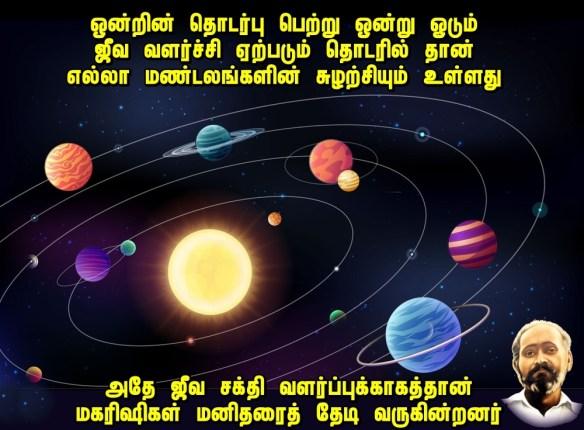 cosmic relativity