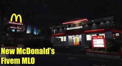 McDonalds MLO