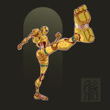 Capoeira Cyborg 02