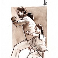 Illustration : Capoeira – 847