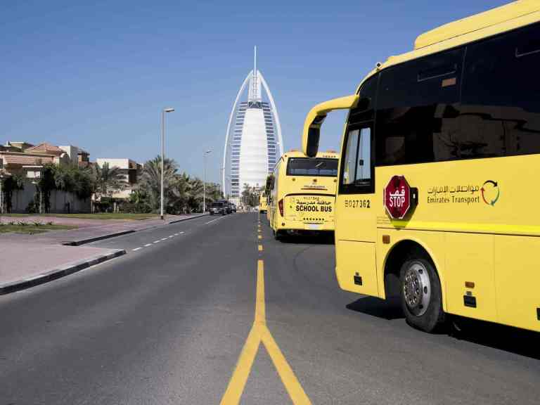 Emirates Transport signs 23 contracts with private schools in Dubai and Sharjah