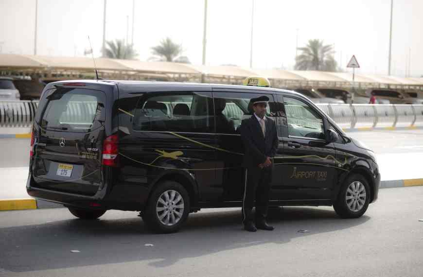 سيارات الأجرة