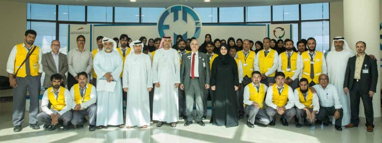ET participates in the second national week to prevent bullying