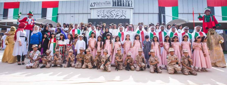 Emirates Transport holds multiple celebrations to mark UAE National Day 47
