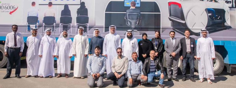 Emirates Transport launches taxi and limousine driver training service in cooperation with RTA
