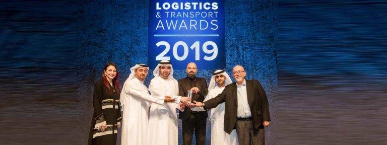 Emirates Transport recognised as Leading Transport Service Provider at Logistics & Transport Awards 2019
