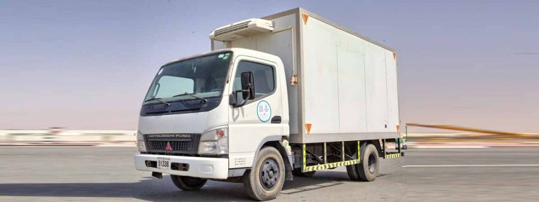 More than 200 ET vehicles offering delivery and goods transport services in Abu Dhabi