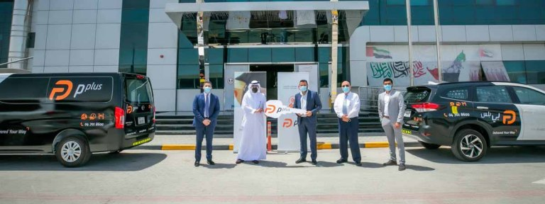 Emirates Transport to provide 67 vehicles for Pplus