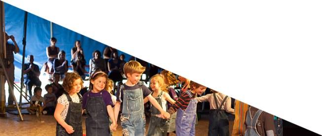Stage cirque enfants