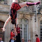 Jonglage cirque Ain