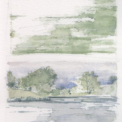 Meer - Water Sky 2