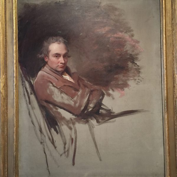 """""""George Romney"""" 1784"""