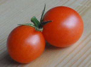 双子トマト