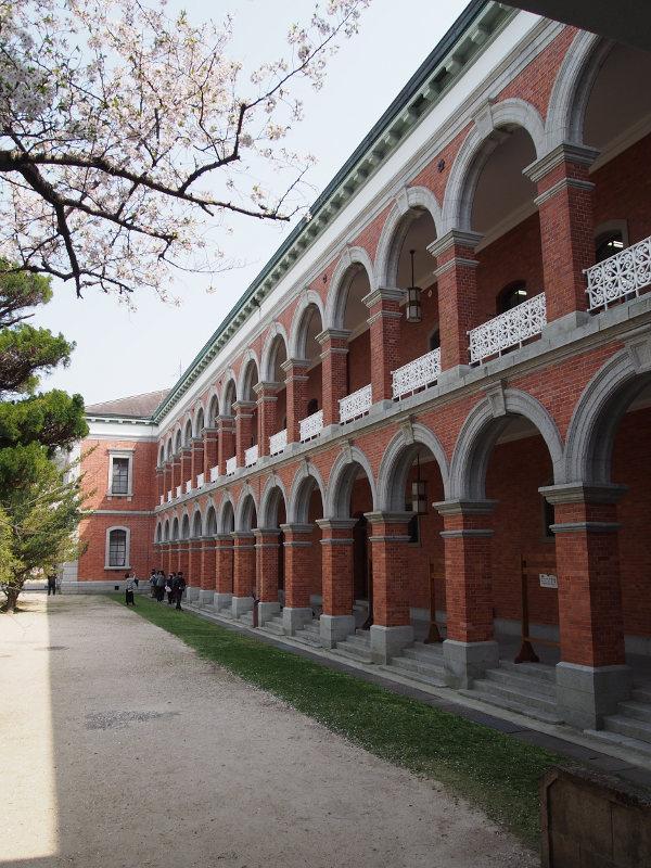 海上自衛隊第一術科学校(旧海軍兵学校)