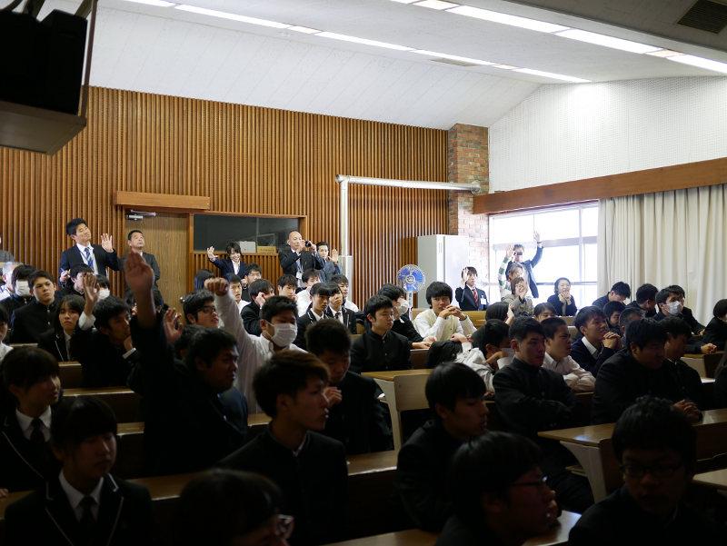 大柿高校チヌ部