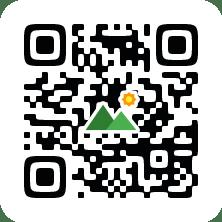 江田島崖崩れマップ(江田島デジタルマッププロジェクト)QRコード