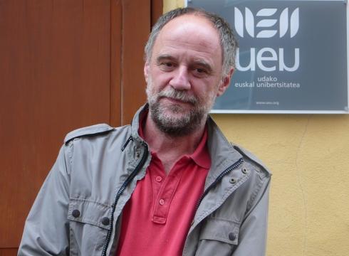 Iñaki Alegria informatikaria da UEU-ko zuzendari berria