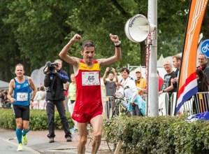 Asier Cuevas atletak 100 kilometroko Mundialean hartuko du parte bihar