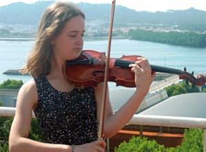 Biolin eta piano kontzertua gaur Coliseoan Nerea Arriola eta Esther Barandiaranekin