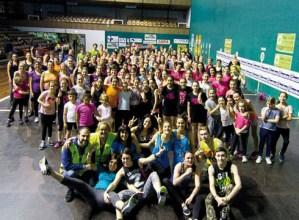 Maiatzaren 20an egingo dute Zumba Solidarioa AFESD elkartekoeri laguntzeko