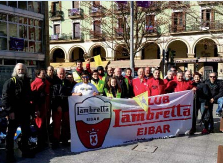Eibarko Lambretta Kluba
