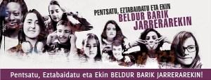 Azaroaren 25ean… Pentsatu, Eztabaidatu eta Ekin BELDUR BARIK JARRERAREKIN!