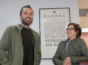"""Gorka Errasti eta Amaia Zenarruzabeitia: """"…eta kitto!  aldizkaria baino gehiago da"""""""