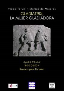 Gladiatrix: Emakume gladiatorearen bideo-foruma