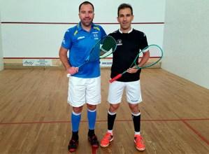 Alberto Ferreiro Euskadiko Squash Ligako txapeldun